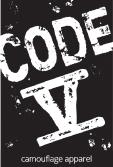 CodeVLogo