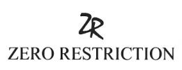 zero restriction logo